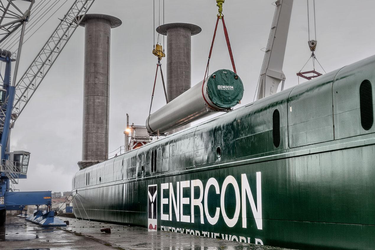 08. ENERCON E-Ship