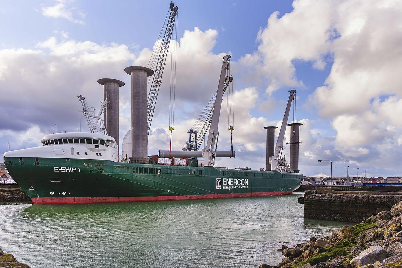 12. ENERCON E-Ship