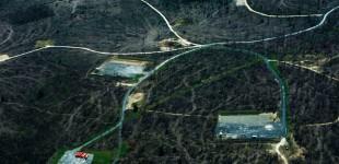 Fracking Gas, Pennsylvania, USA